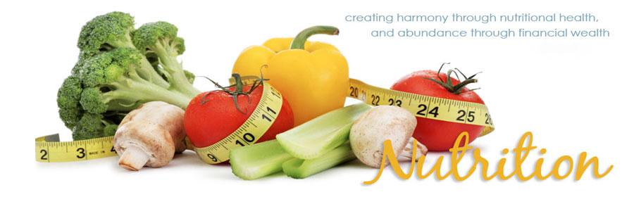 Proper Nutritional Intake
